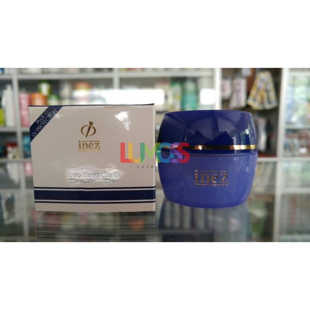 Inez Colour Contour Plus Face Powder 30gr Shopee Indonesia Nez Color Blusher Amaranth Pink
