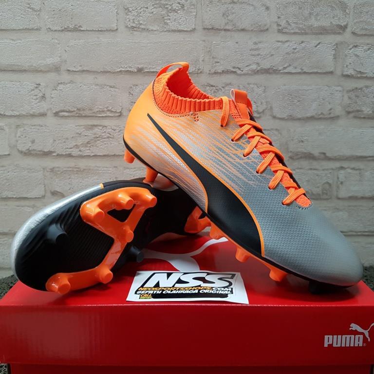 cfef5d02e2a Sepatu bola Puma Evoknit FTB II FG Original 104709-02 sepakbola