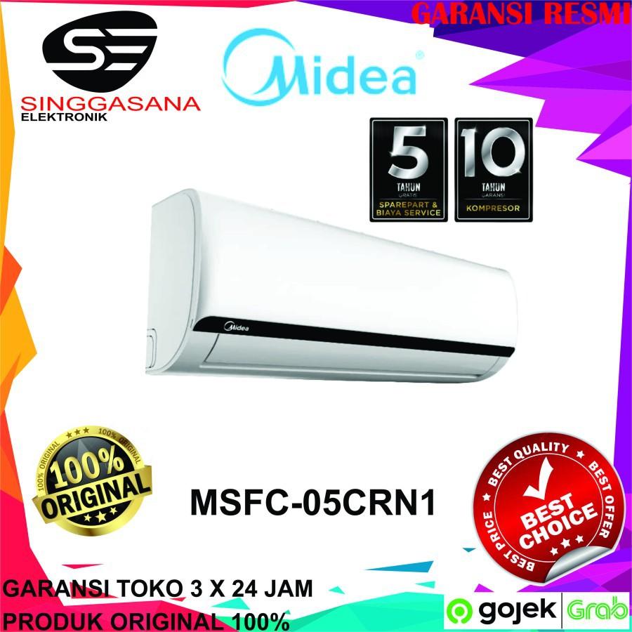 AC Midea MSFC-05CRN1 / Midea MSFC05CRN1 / MSFC 05CRN1