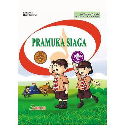 Buku Pramuka Siaga Seri Panduan Pramuka Shopee Indonesia