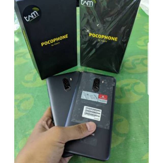 Buy 2 Free 1 Promo Diskon Super Murah Hp Xiaomi Pocophone Second 6 64 Gb Neo Shop Shopee Indonesia