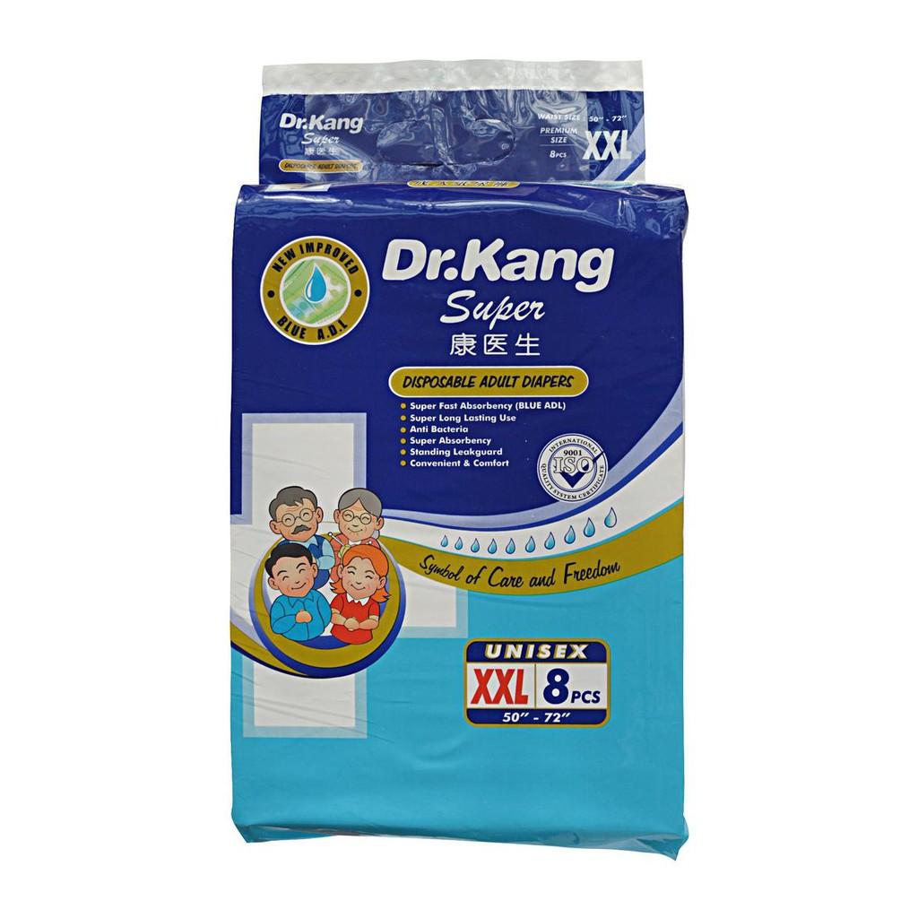 Supreme Popok Dewasa Size Xl Isi 6pcs Paket 4 Daftar Harga Compidence Xl15 Dr Kang Diapers