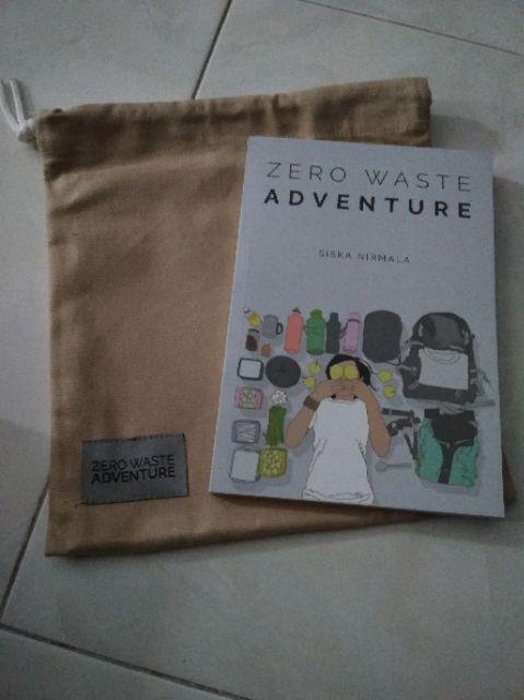 Buku Zero Waste Adventure Siska Nirmala   Shopee Indonesia