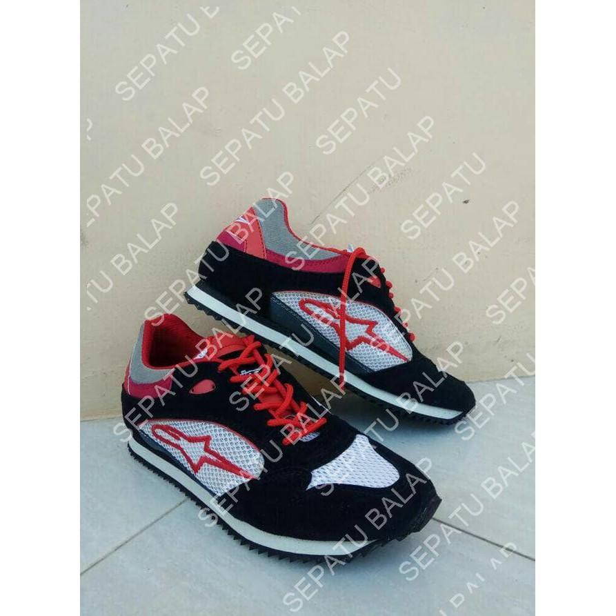 Sepatu drag casual balap sporco sparco fox alpinestarss  43cacf144a
