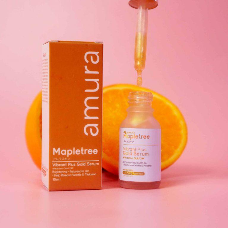 {COD}TERLARIS Serum amura expert - serum amura gold (flek hitam) - Acne -  vitamin C