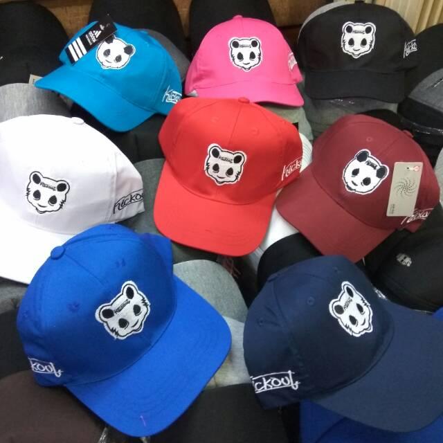 topi kickout - Temukan Harga dan Penawaran Topi Online Terbaik - Aksesoris  Fashion Februari 2019  68e8f91baa