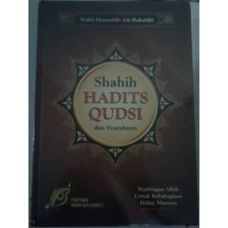 Shahih Hadits Qudsi Shopee Indonesia