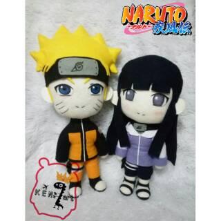 Boneka Naruto Hinata 30cm Boneka Anime Boneka Karakter Boneka Couple Shopee Indonesia