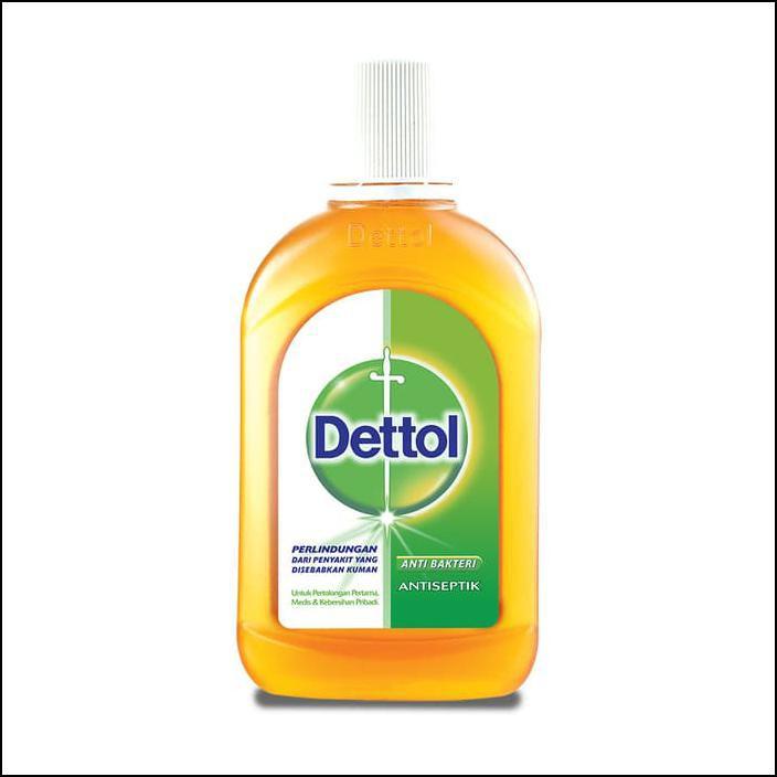 Dettol Antiseptic Liquid - 500Ml - Cairan Antiseptik & Disinfektan | Shopee Indonesia