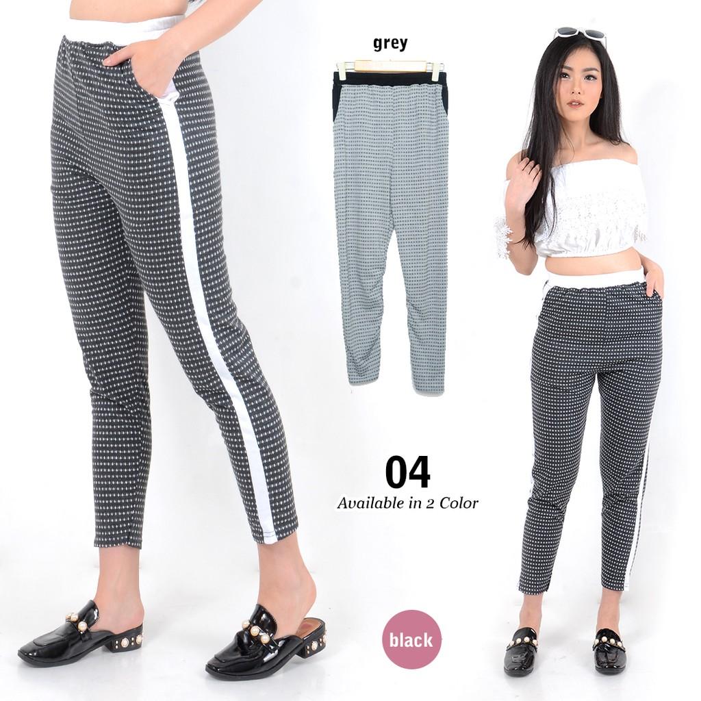 Leging Panjang Polos Fit To L Xl Shopee Indonesia Celana Los Standar Allsize Dan M