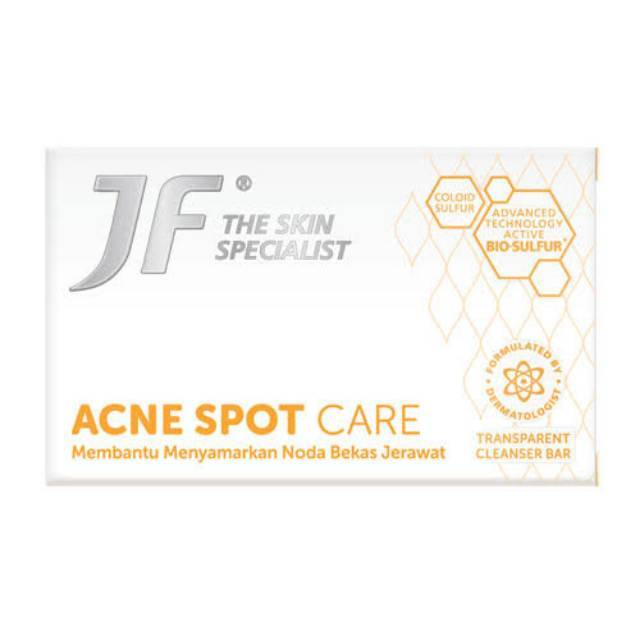 Jf Sulfur Acne Spot Care 90gr Shopee Indonesia