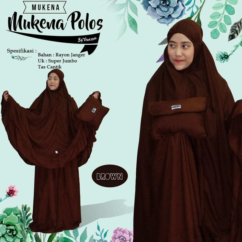 Rumahtazkia Elegant Craft Brown Shopee Indonesia Mukena Tazkia Rayon Folksy Artwork Blue