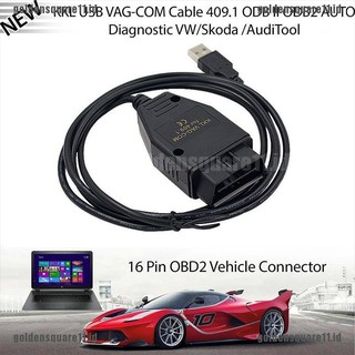 Car Bluetooth Diagnostic Interface ELM327 OBD2 Detector VAG 409 Detection line