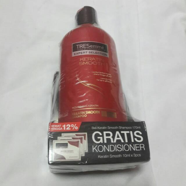 Shampoo. Conditioner. Source · Tresemme .