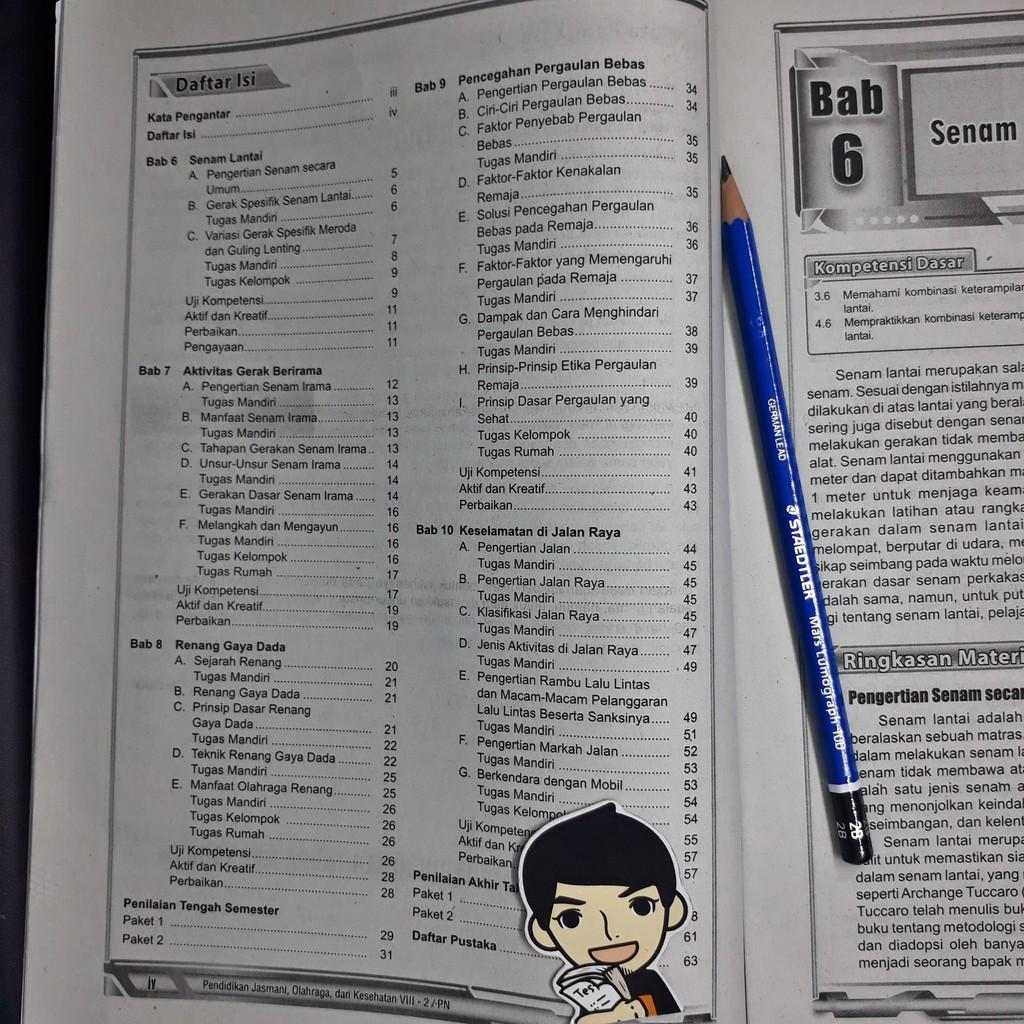 Penilaian Bab 2 Pjok Kelas 9 Brainly Guru Galeri