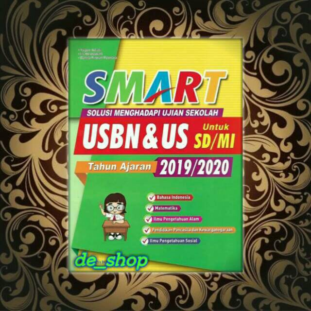 Buku Smart Sd Mi Tahun Ajaran 2019 2020 Shopee Indonesia