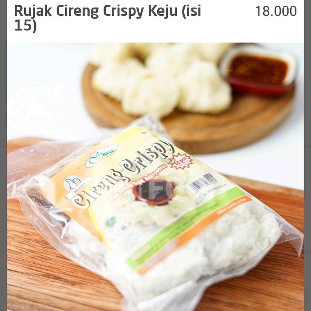Cireng Isi Lezat Khas Bandung Shopee Indonesia Banyur Terlaris Garut Makanan Oleh Halal Best Seller