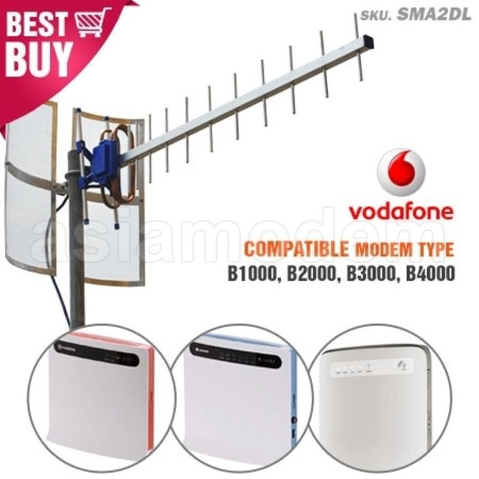 Antena Yagi TXR185 ZC Huawei E5573 E5577 E5373 E5377 E8278 Dual Pigtail/l | Shopee Indonesia