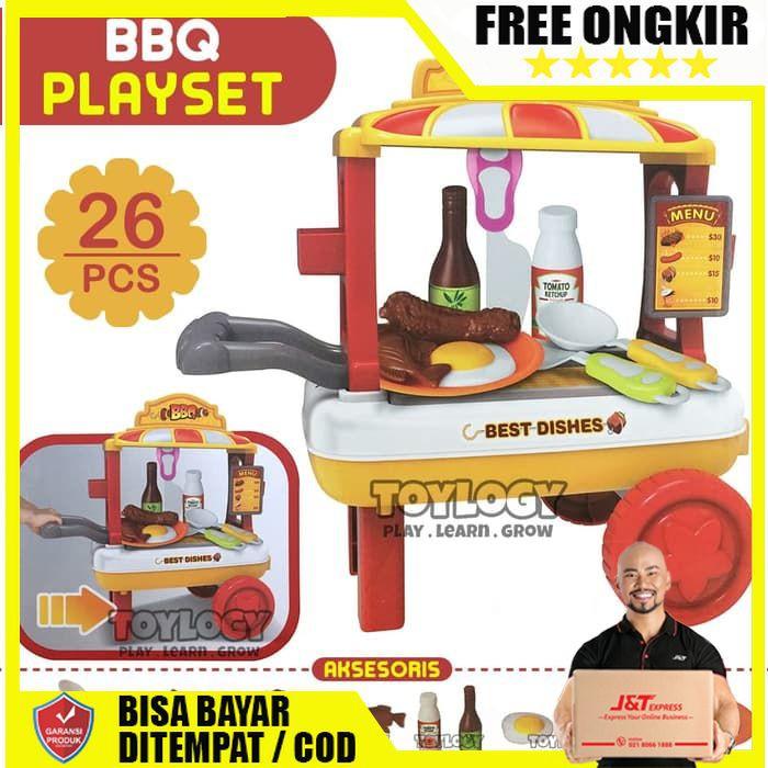 B195 Mainan Anak Masak Masakan Mainan Edukasi Animal Little Doll Game Kids Barbie Girl Puzzle Toys Shopee Indonesia