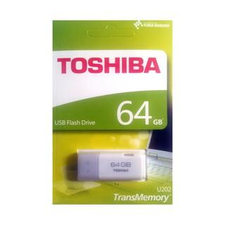 Flashdisk Toshiba 64GB Bergaransi | Flash Disk | Flash Drive Toshiba Hayabusa 64GB