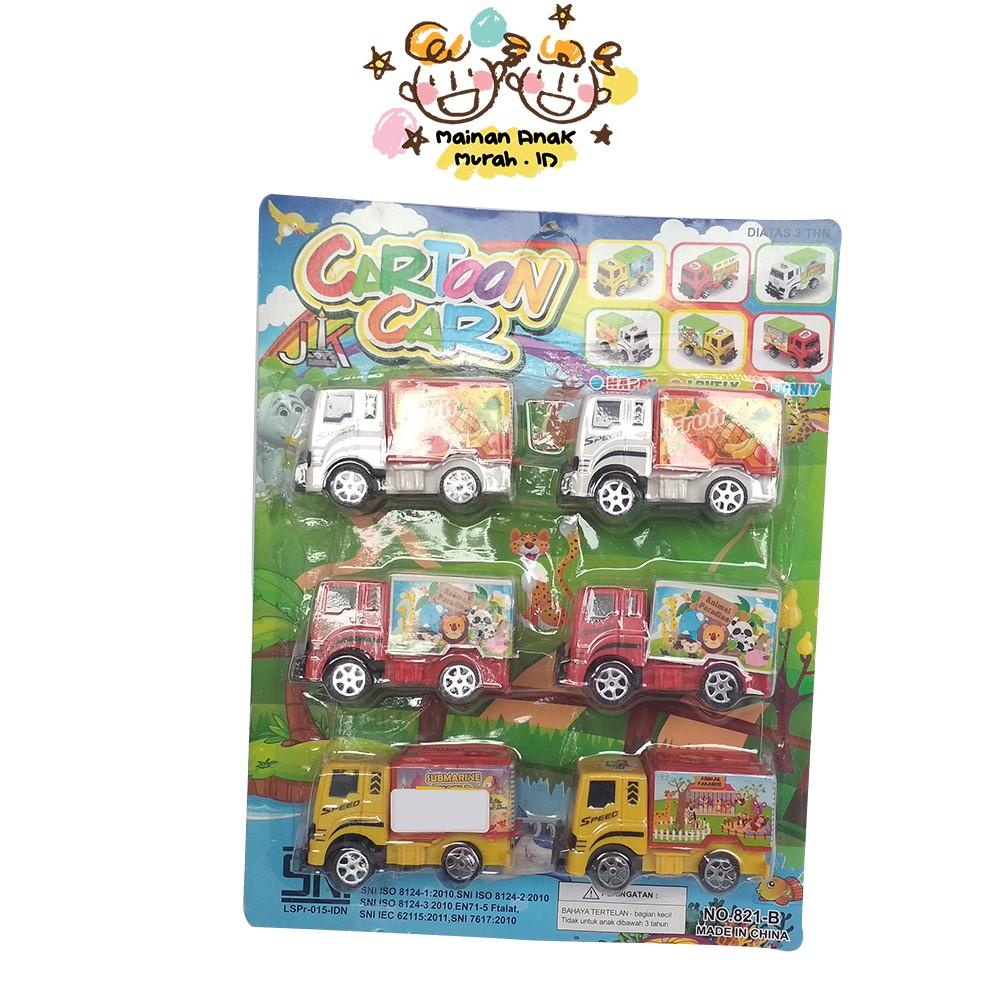 Mainan Anak Super Truck Speed Car Engineering Bego Excavator / Mobil Mobilan Truk Penggaruk Tanah   Shopee Indonesia