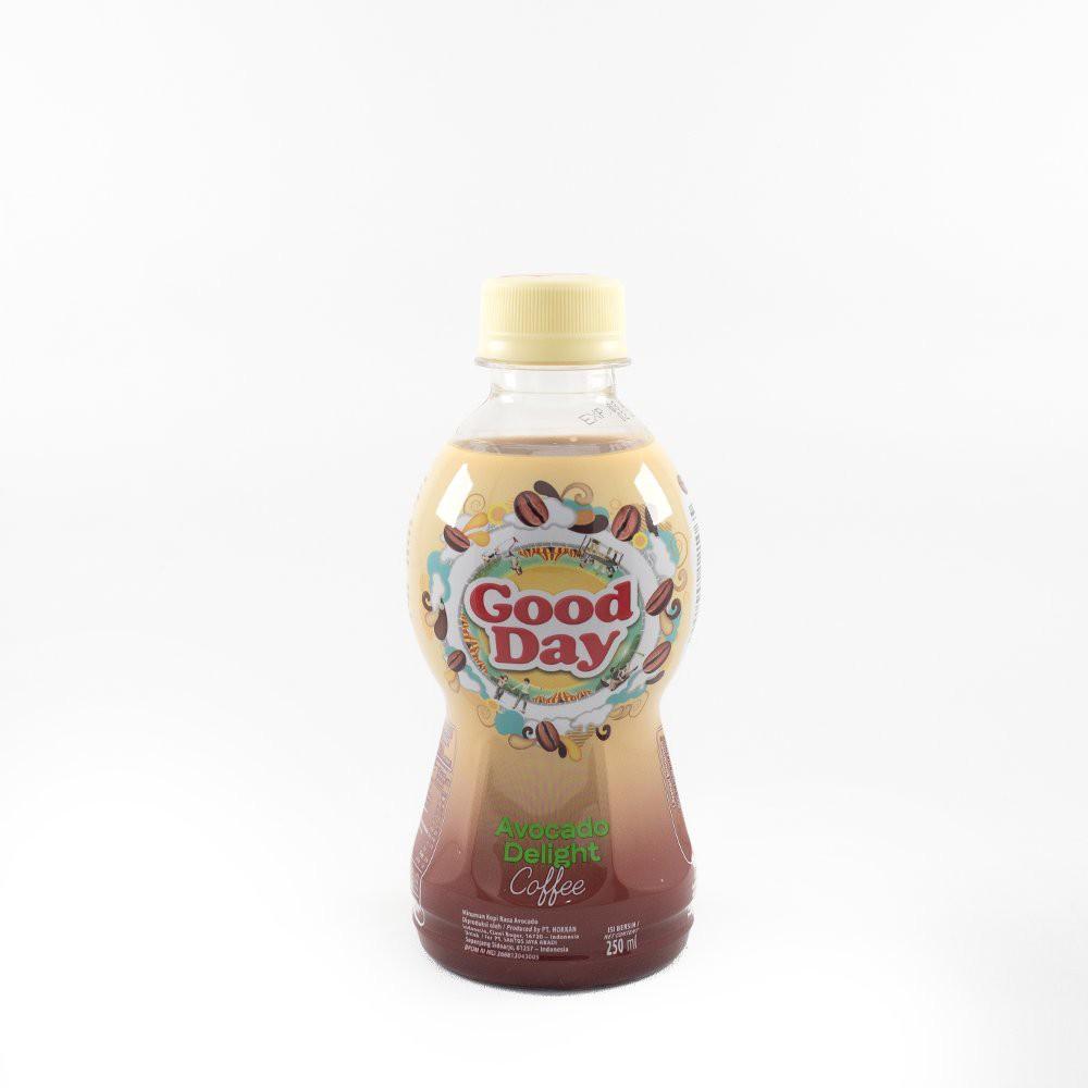 Good Day Avocado Delight Botol 250ml Shopee Indonesia