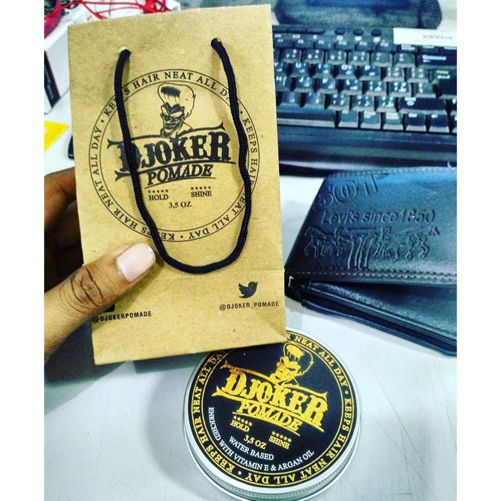 Dijual Tezzen Pomade Alpha Murah Shopee Indonesia Waterbased