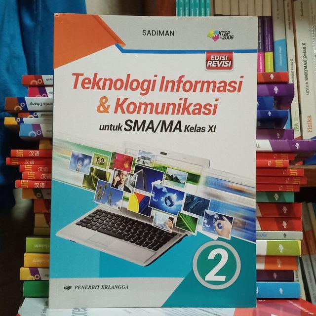 Kunci Jawaban Buku Tik Kelas 11 Penerbit Erlangga Guru Galeri