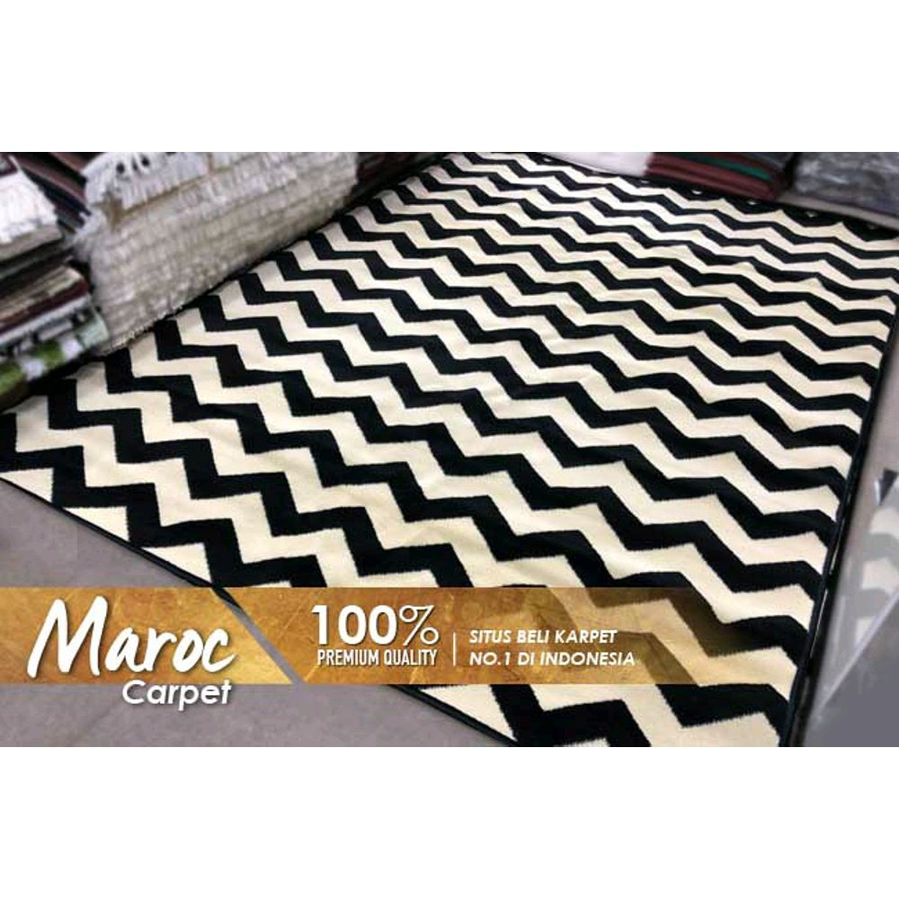 Karpet Mirzae 01 100x150 Shopee Indonesia Stardust Zebra