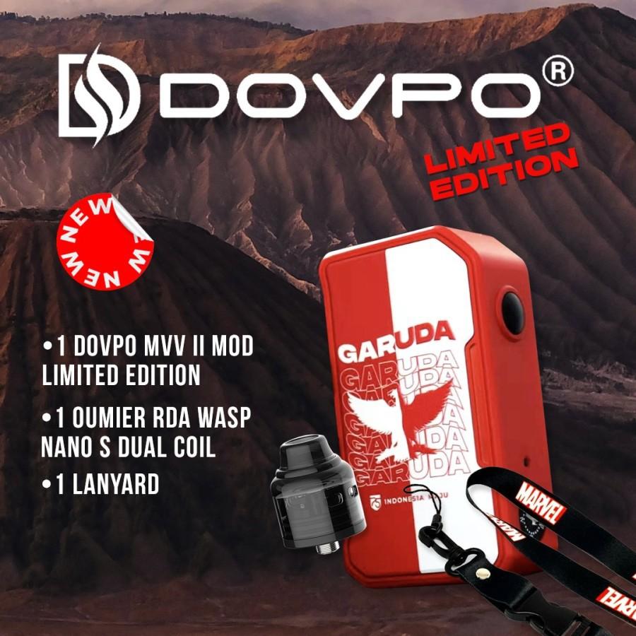 Dovpo MVV II Garuda Edition Mod 100% Authentic - Dovpo MVV 2 Garuda