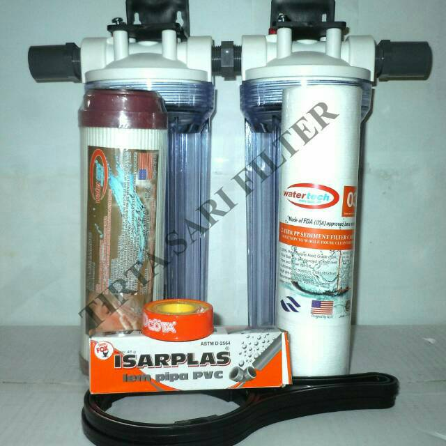 "CTO Garuda USA 10"" - Filter Cartridge - Karbon Blok - Filter Air 