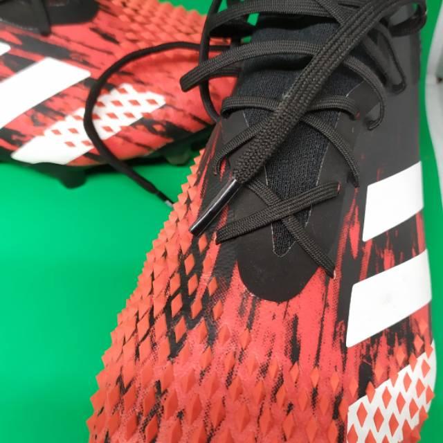 adidas Predator 20+ FG AG Uniforia White Black Pop Kids