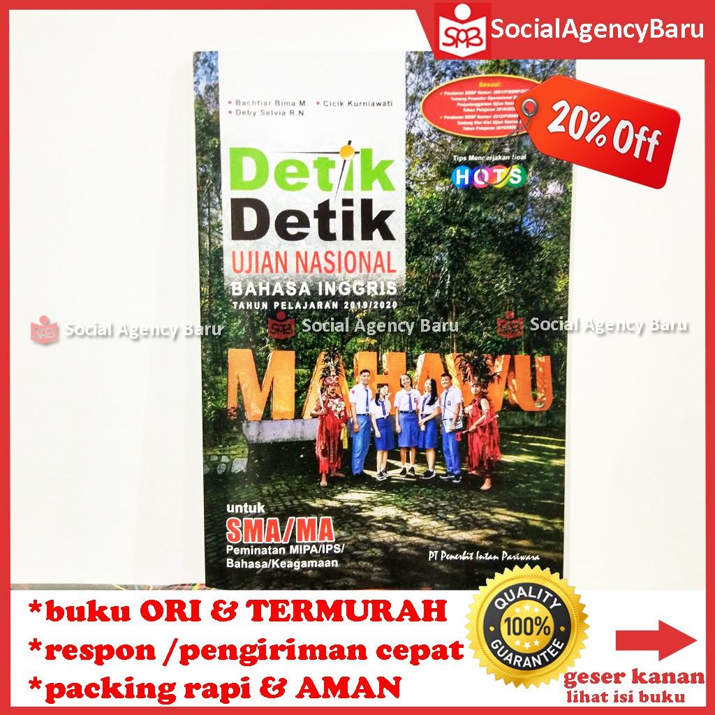 Detik Detik Un Sma Ma Un Bahasa Inggris Intan Pariwara Shopee Indonesia