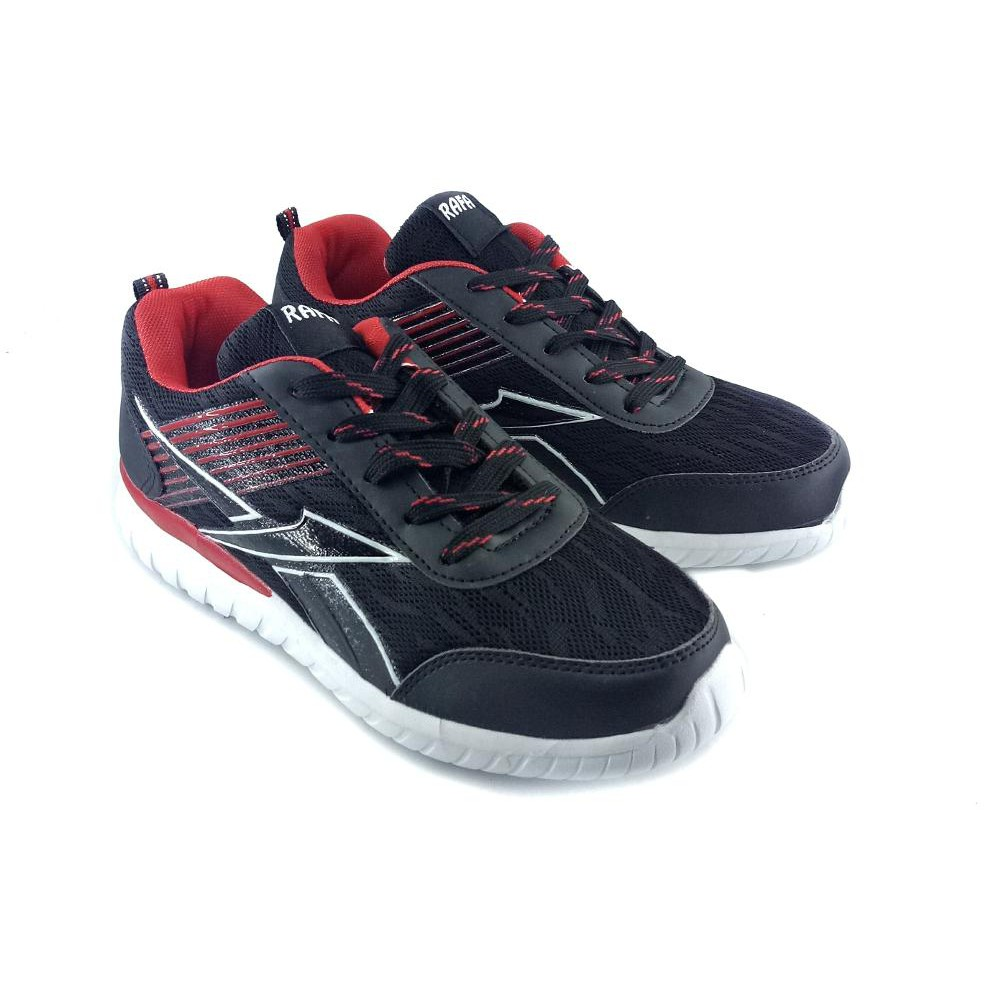 Sepatu Running Ardiles Deriantsj Biru Merah 39 43 Shopee Indonesia Men Articuno Shoes Grey Black