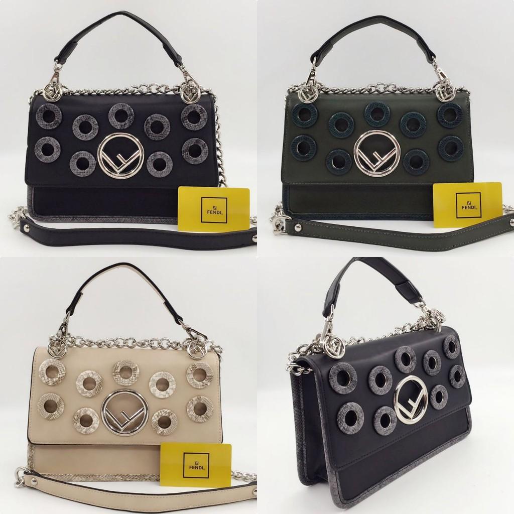 bd6d33f5716 ... bag new Handbags Leather Other ref.72258 - Joli outlet store 5c166  049e4  TAS Fendi 1966-1 Shopee Indonesia best cheap b8a2b 671ff  TAS IMPOR  FENDI KAN ...