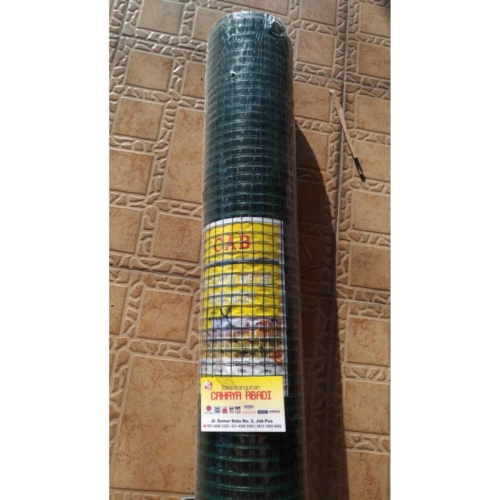 Kawat Nyamuk List Karet Bahan Fiber M2 Shopee Indonesia Ram Pvc Hijau Setengah Inch Per Rol 10meter Tinggi 90cm