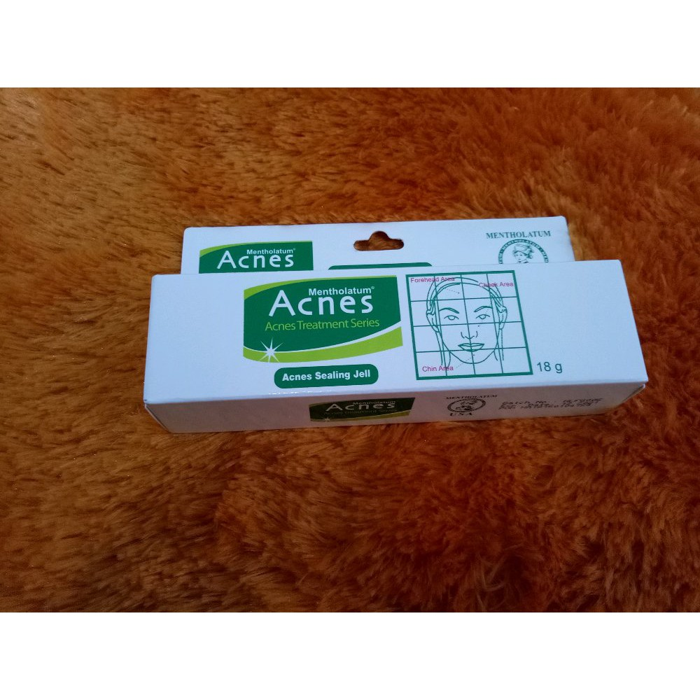 Acnes Sealing Gell 9gr Anti Jerawat Treatment Series Acne Gel Obat Shopee Indonesia