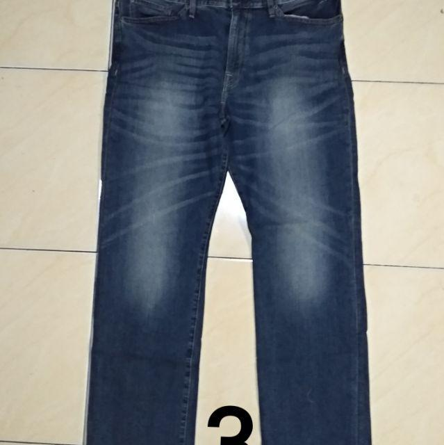 Celana Express Mens Jeans Celana Jeans Pria Cowok Shopee Indonesia