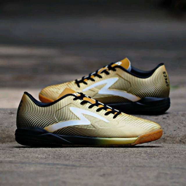 Sepatu Futsal Specs Thunderbolt In Ultra Sonic Original Murah