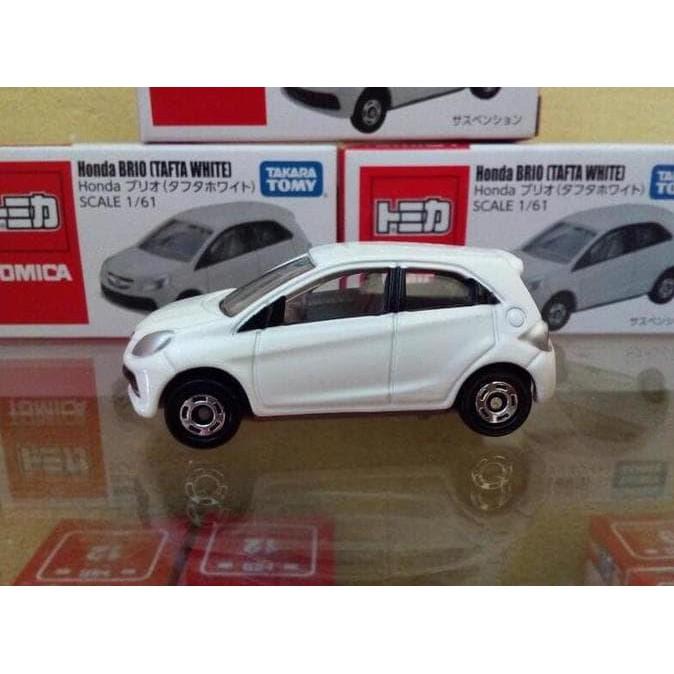Tomica No As 03 Diecast Miniatur Mobil Honda BRIO Diecast Takara Tomy Reguler Harga Murah   Shopee Indonesia