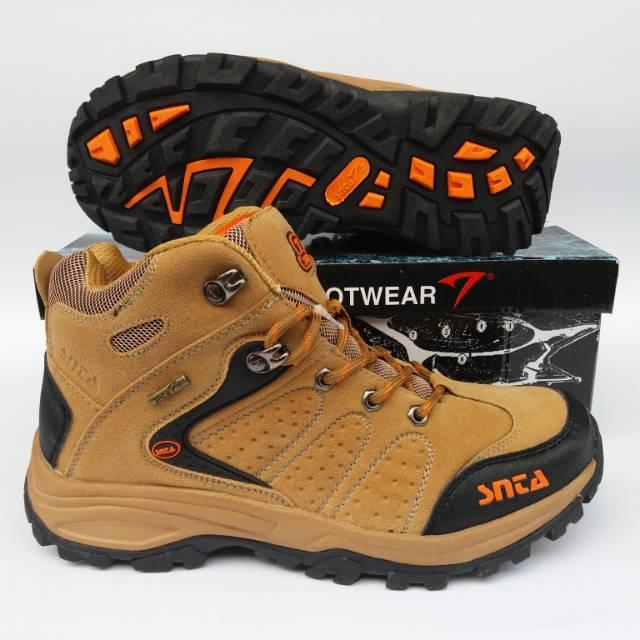 Sepatu Karrimor Summit. Sepatu Gunung Tracking Hiking . Sepatu Safety Boots Outdoor Pria Air Murah | Shopee Indonesia