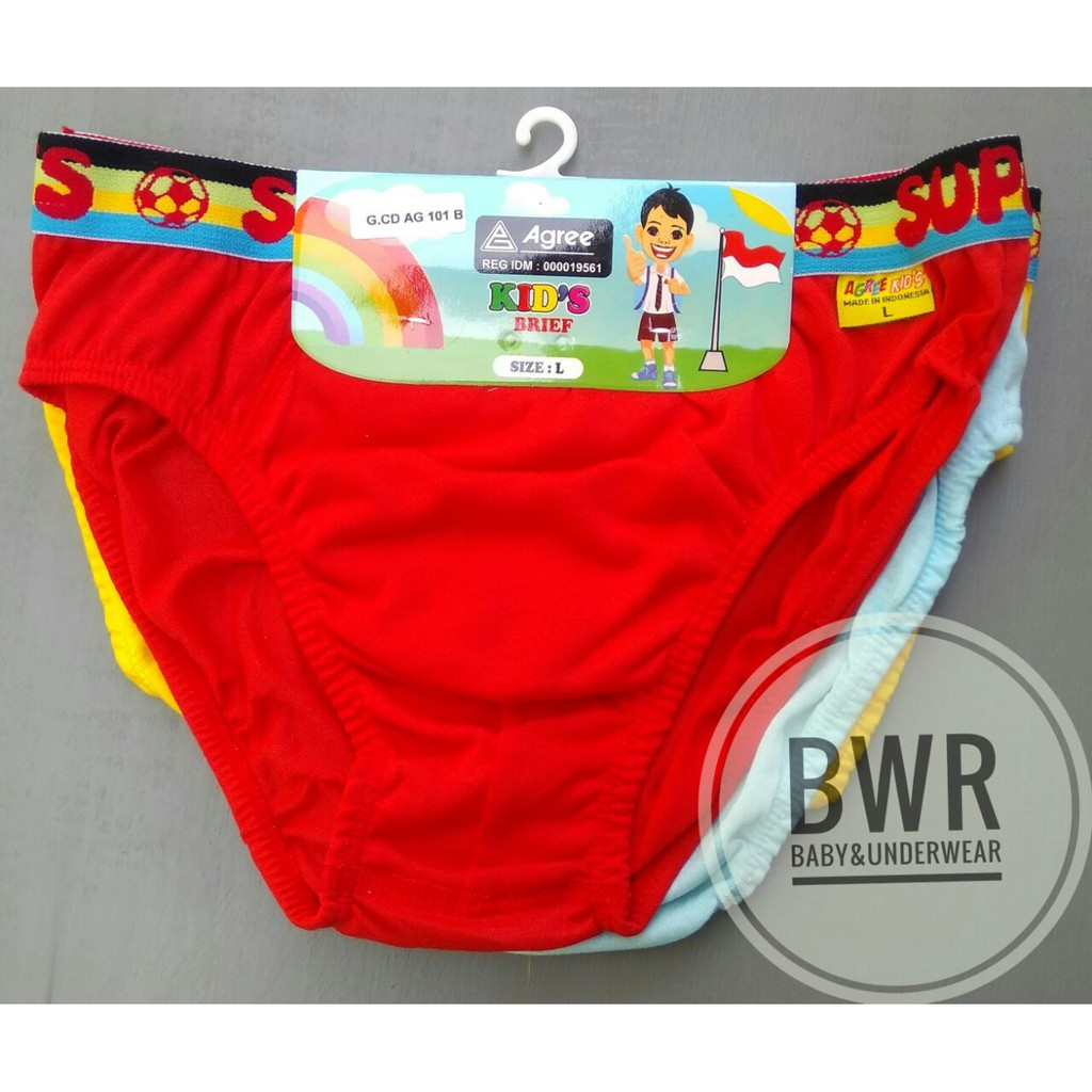 isi 3  GT MAN KIDS KUNING  7c3a257f23