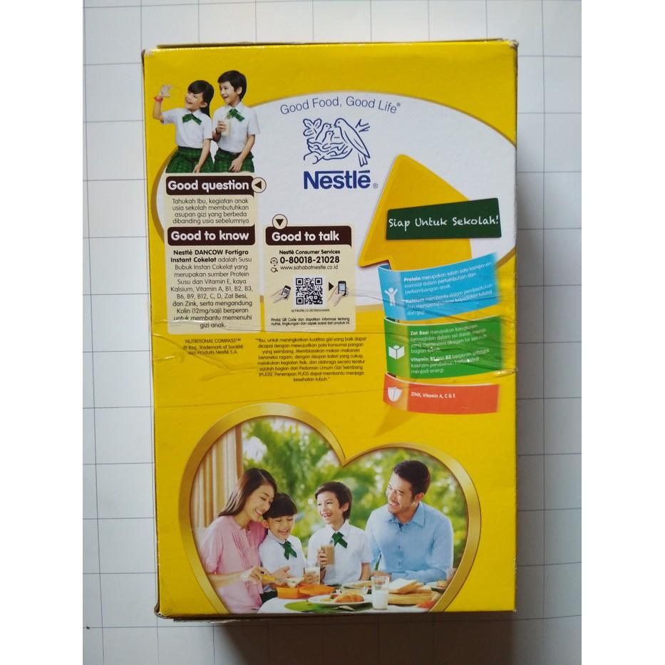 Dancow 1 Coklat 800g Shopee Indonesia Fortigro Instan