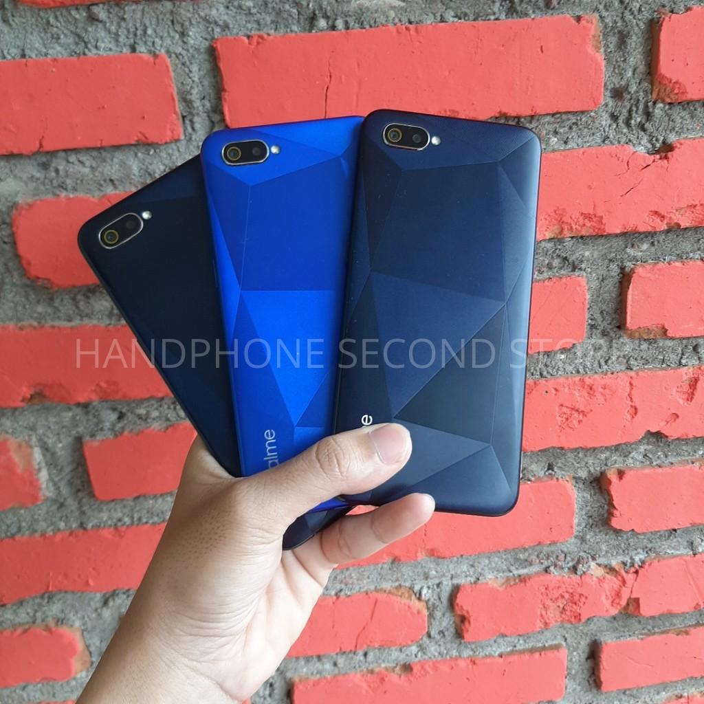 HANDPHONE HP REALME C2 3/32GB HP CASAN SECOND SEKEN BEKAS MURAH