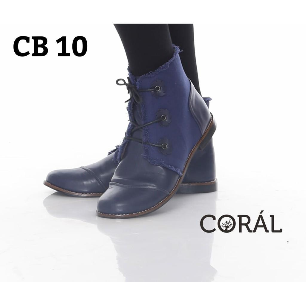 Sepatu Anak Size 36 Coral Boots CB-10