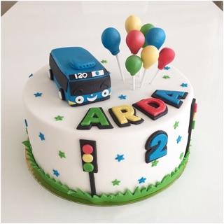 Custom Kue Ulang Tahun Anak Tema Cowok Birthday Cake Tema Anak Laki Laki Kue Tart Karakter Anak Shopee Indonesia