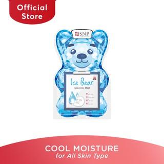 SNP Ice Bear Hyaluronic Sheet Mask thumbnail