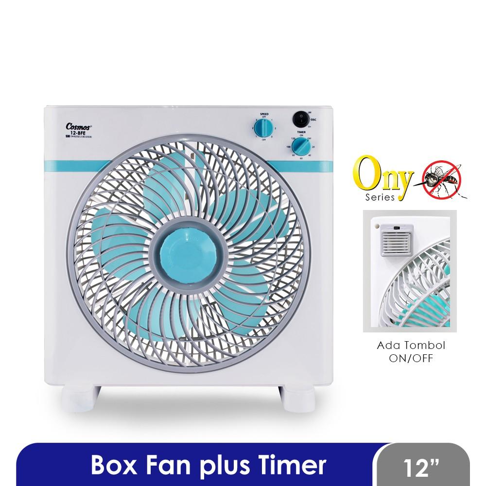 Cosmos Kipas Angin Box Fan 12
