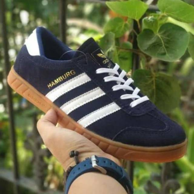 Sepatu Adidas Hamburg Made In Vietnam Shopee Indonesia