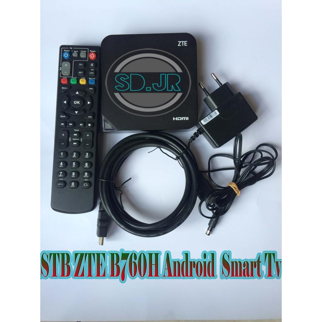 Promo Terlaris STB ZTE ZXV10-B760H root Android smart TV diskon best sellerk